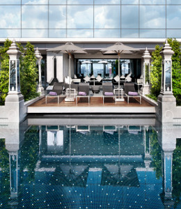 The St. Regis Bangkok Swimming Pool 2